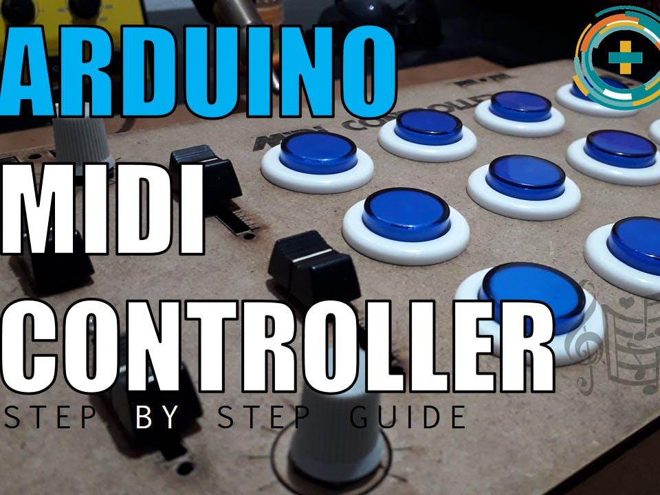 Arduino MIDI Controller