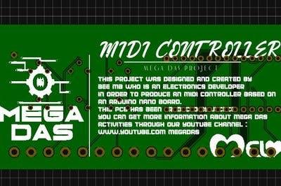 Arduino MIDI Controller - Arduino Project Hub