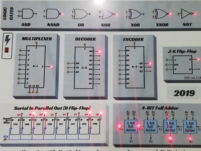 Digital Logic Board