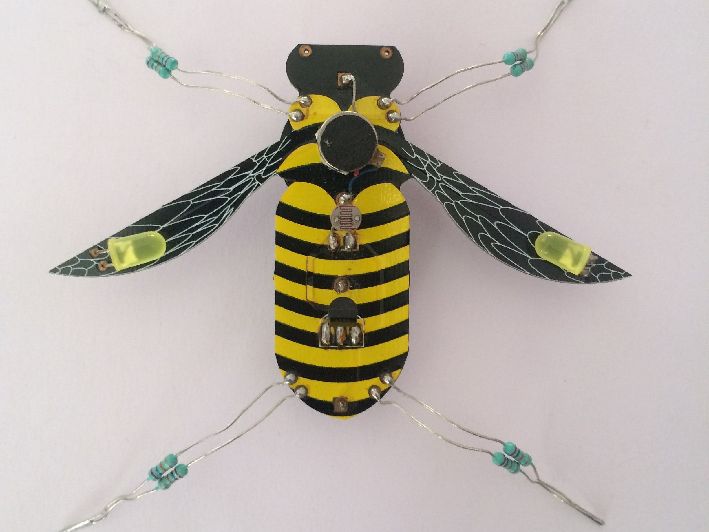 BugZee - The Electronic Bee
