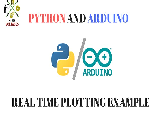 Arduino Real-Time Plotting with Python