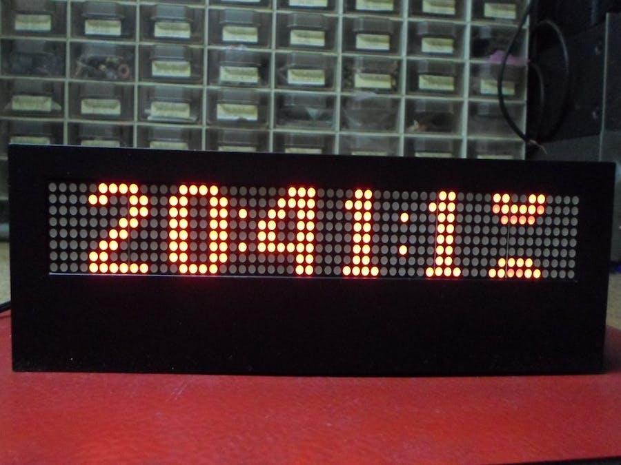 Esp8266 Led Matrix