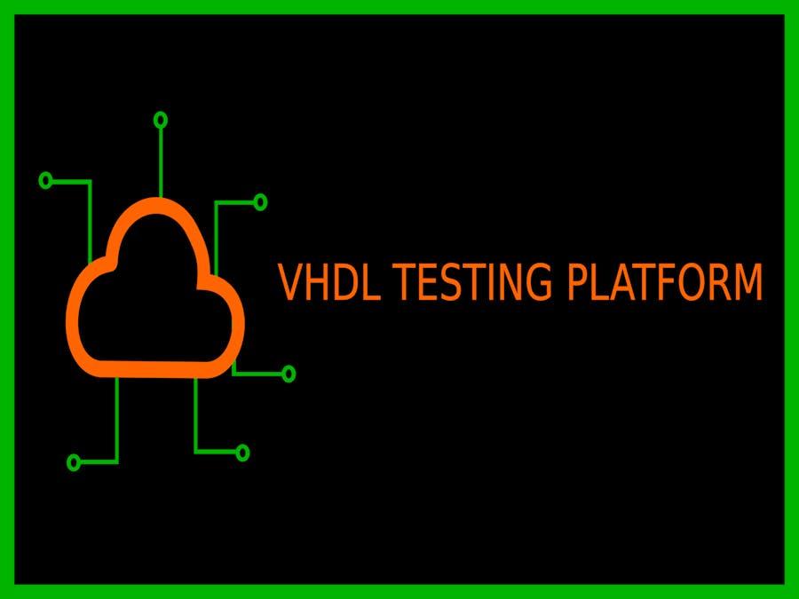 VHDL Testing Platform