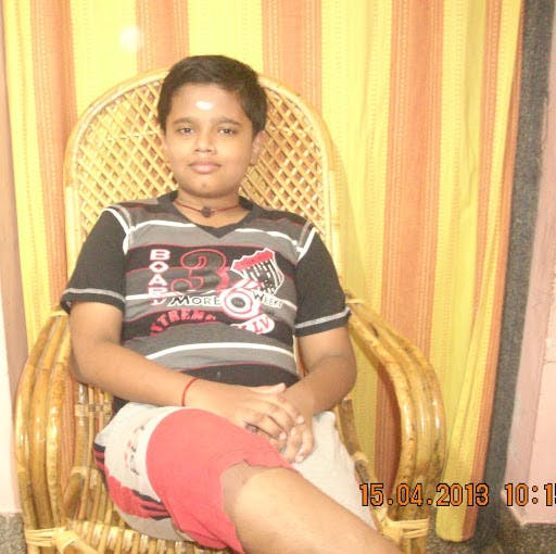 Anirudh Ganapathy Periaswamy