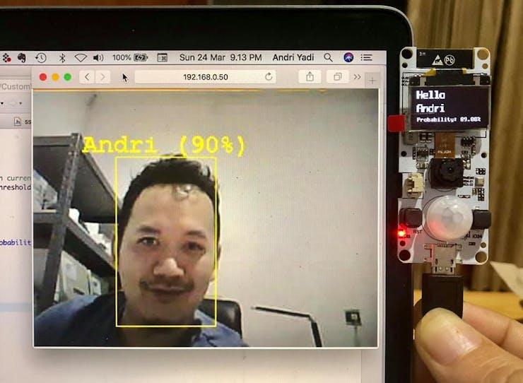 ESP32 + Azure Custom Vision - Hackster io