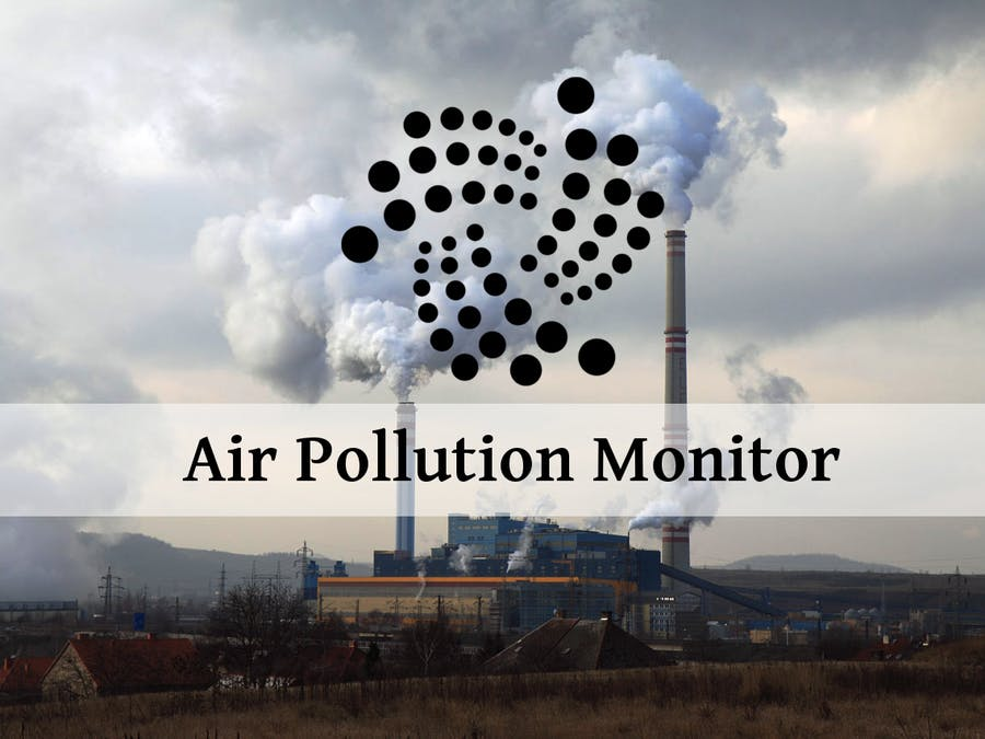 Air Pollution Monitor
