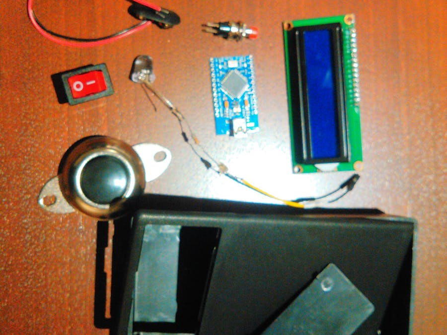 """Arduino """"Reaction Timer"""" - My Kids Love Playing This"""