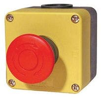 Emergency Stop Switch, 2NC