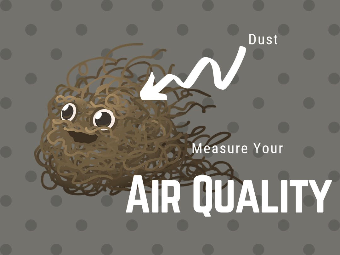Particle Powered Air Quality Sensor