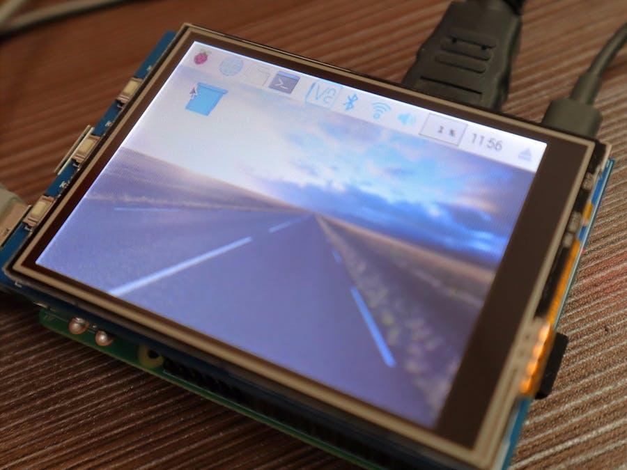 Interfacing Display with Raspberry Pi - Hackster io