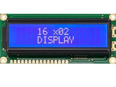 LCD Tutorial