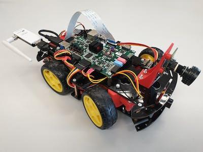 Zybo Autonomous Car