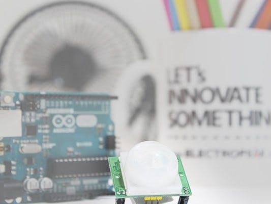 PIR Motion Sensor: How to Use PIRs w/ Arduino & Raspberry Pi