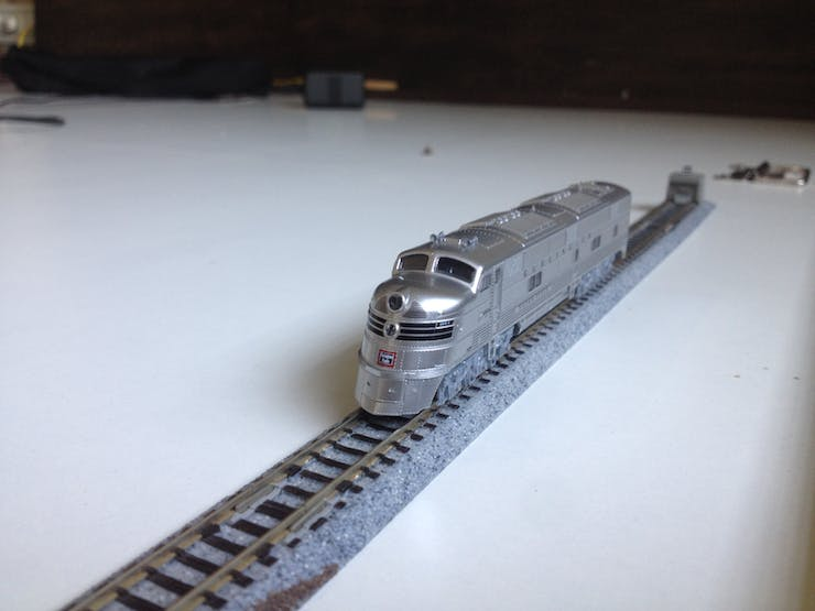 Simple Automated Point to Point Model Railroad - Hackster io