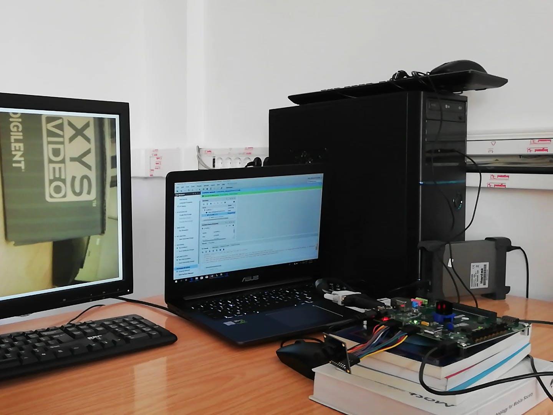 CMOS Sensor Camera System