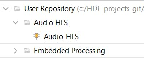 Audio HLS Block available