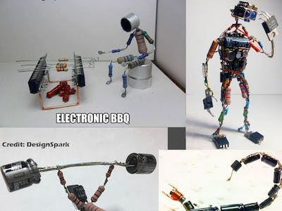 Electronic Component Art