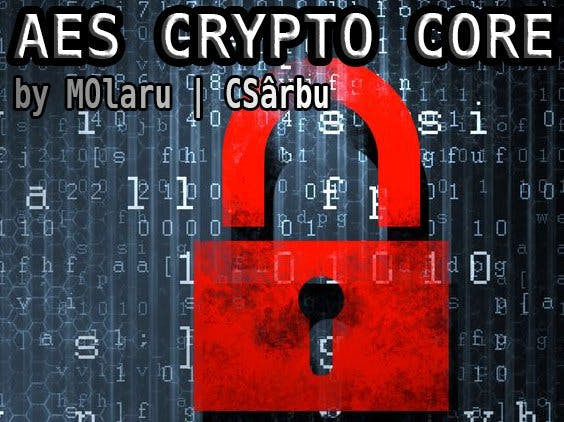 AES CryptoCore