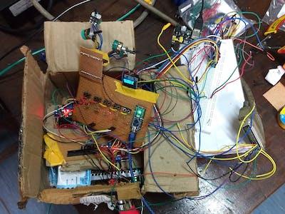 Scorbot ER-V+ Controller & Simulator Design