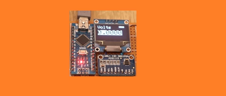 uploading the code to the arduino nano