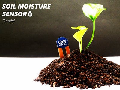 Complete Guide to Use Soil Moisture Sensor w/ Examples