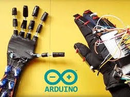 Arduino Robotic Hand Using Servo Motors