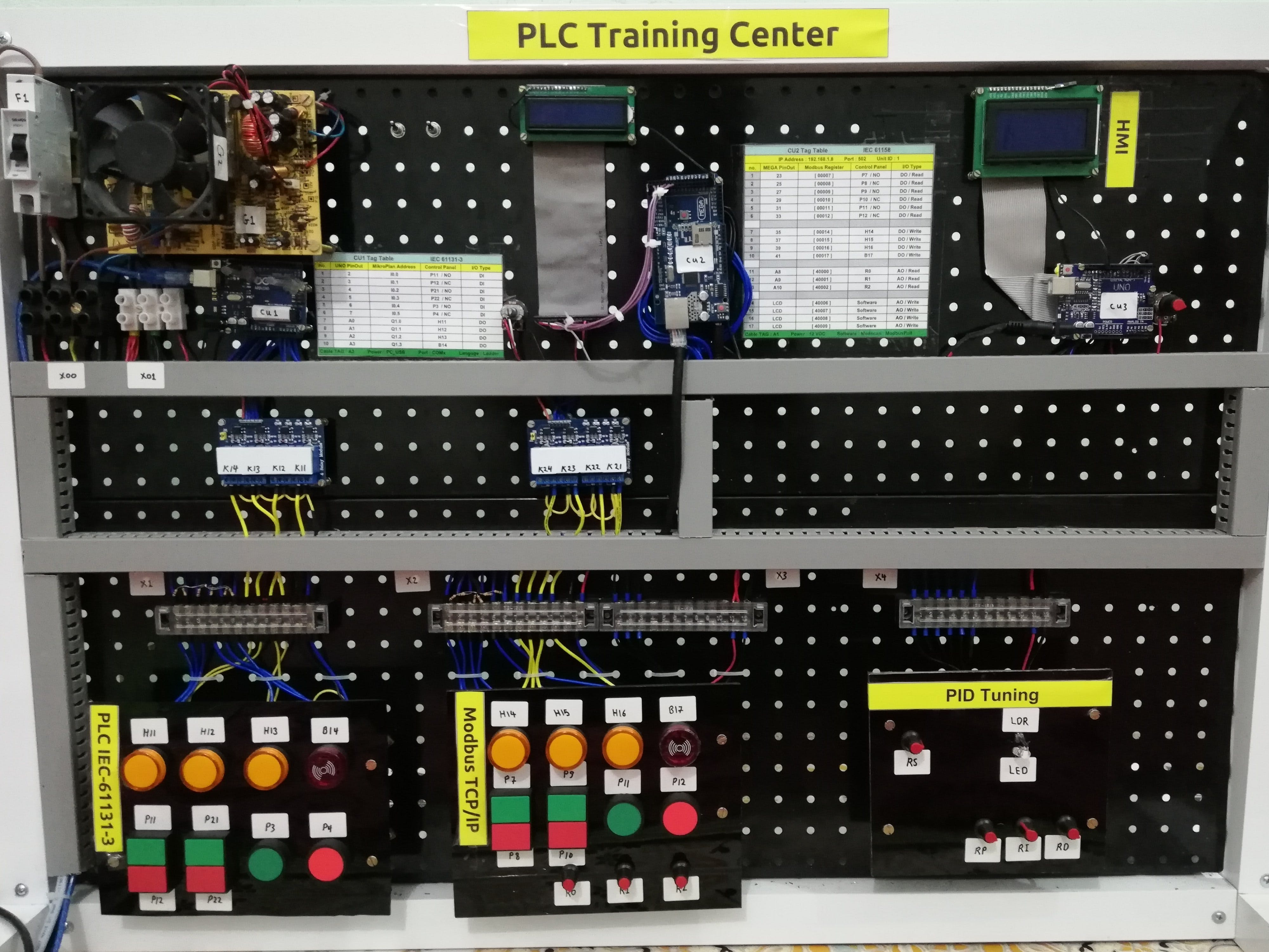 PLC Training Center