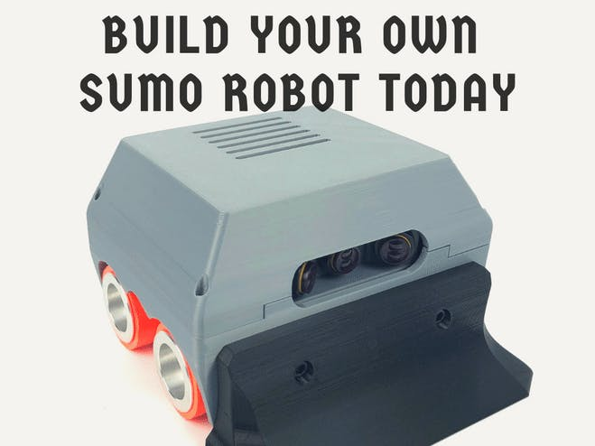 Building a Sumo Robot