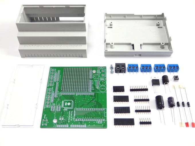 ArduiBox Open kit