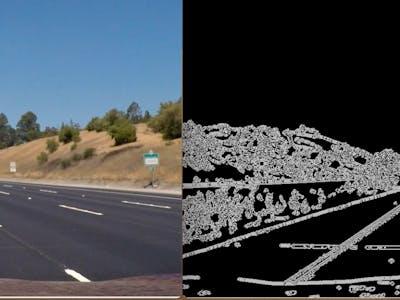 Self driving: Data Pre-processing & 2D-CNN Model