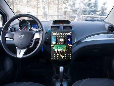 Voice Assistance in Car