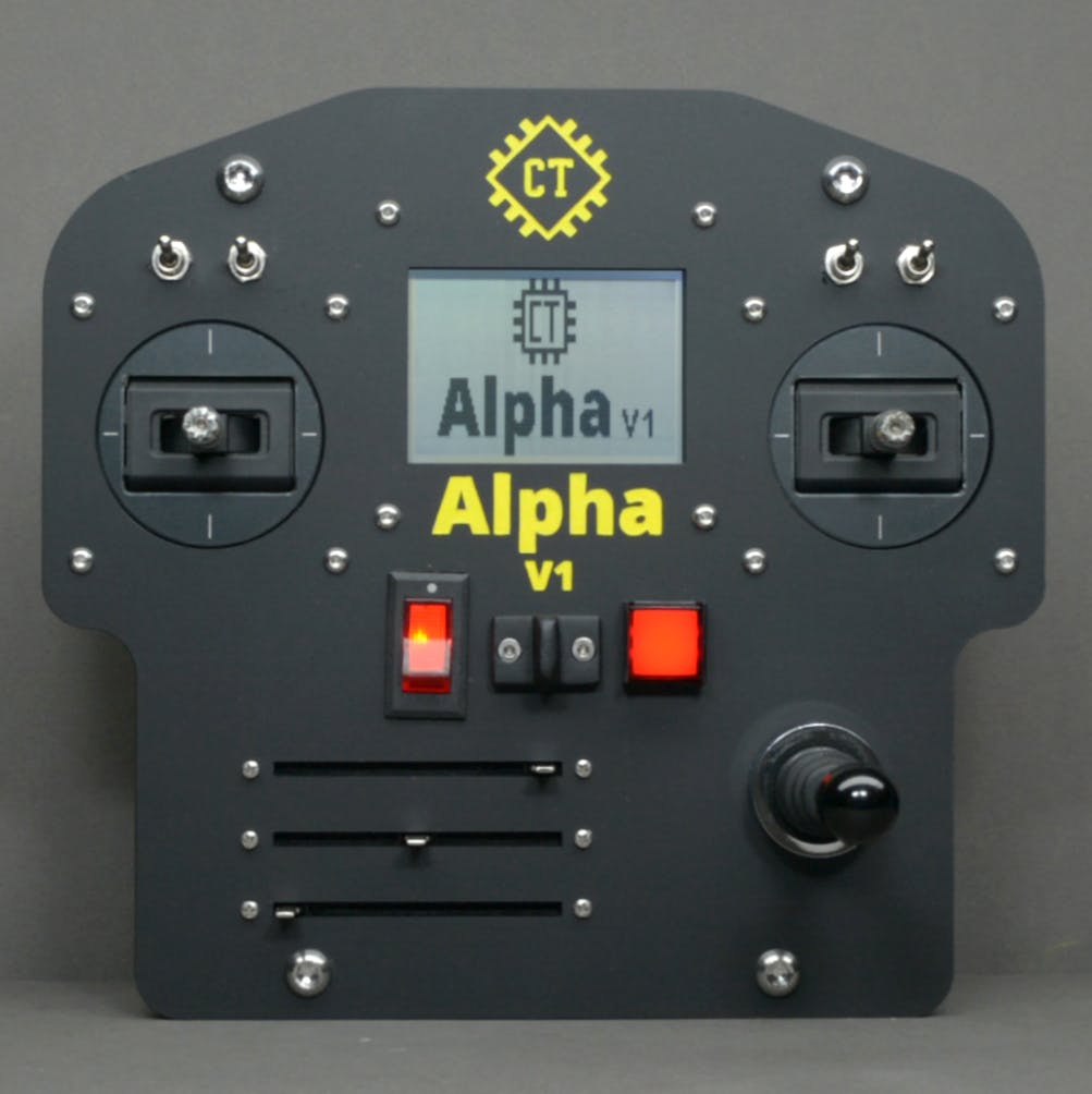 Alpha V1 with Different Input Devices (to Illustrate the Possibilities-2)