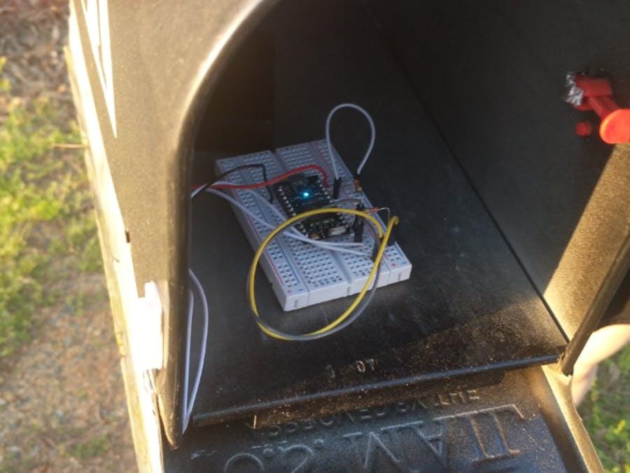 MEGR 3171 Mailbox Notification System