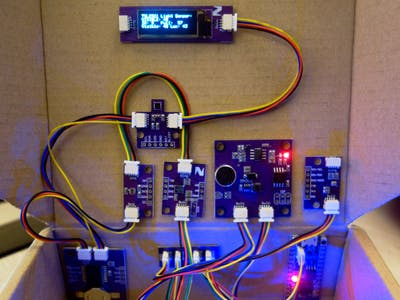 Indoor Environment Sensor Device