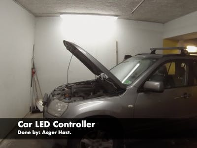 Arduino and Car LED