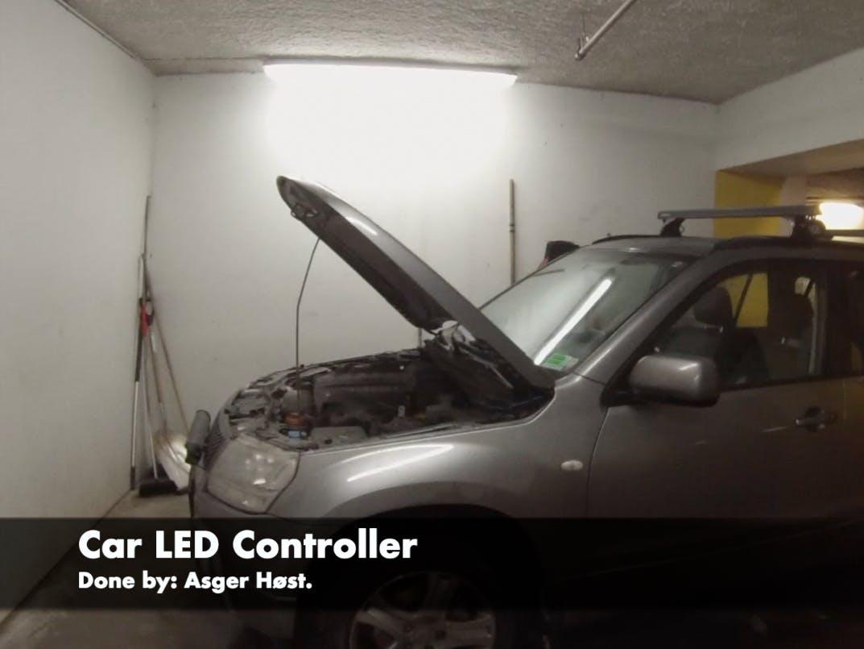 Arduino And Car Led