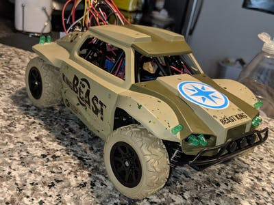 IoT RC Car