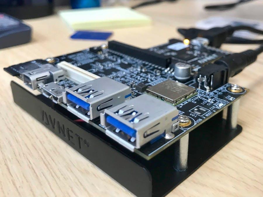 Building Custom SDSoC Platform with PetaLinux