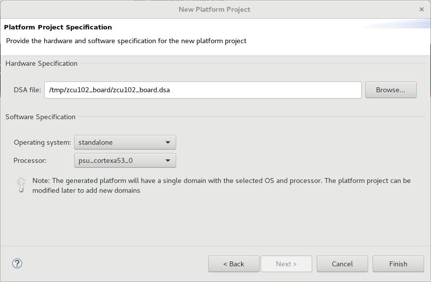 Building Custom SDSoC Platform with PetaLinux - Hackster io