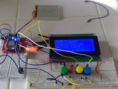 Photon Time Tracker