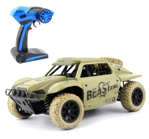 RC car used for this project