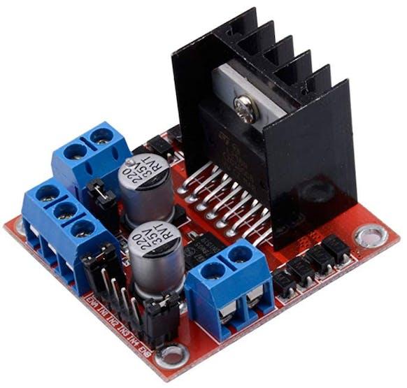 L298N Motor Drive Controller Board Module