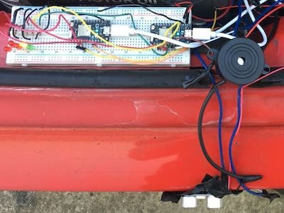 Parking Sensors Retrofit