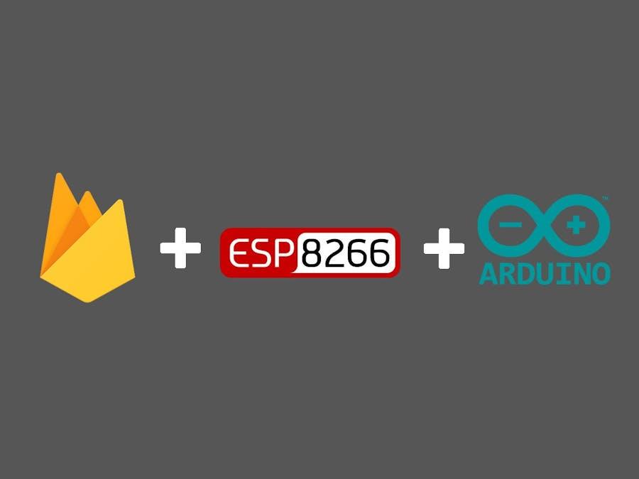 Connecting Arduino to Firebase to Send & Receive Data - Arduino