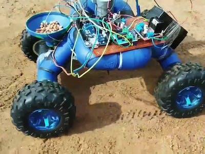 Autonomous Assistant Agricultural Bots
