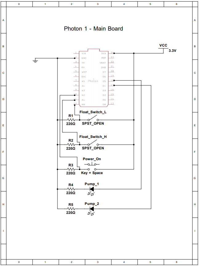 Photon 1 wiring diagram mr2ldhkk6v