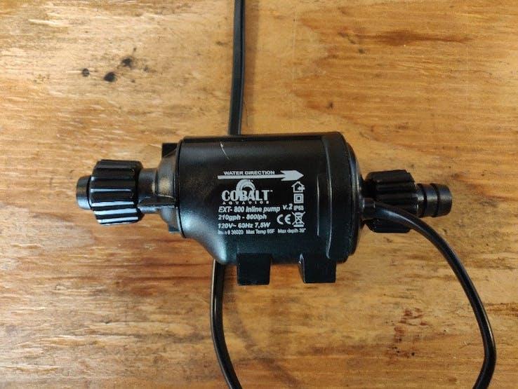 Cobalt Aquatics EXT-800 Inline Water Pump