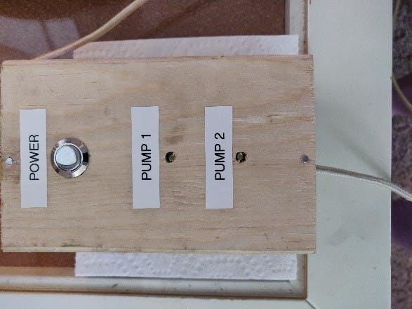 Sensor Control Housing