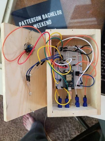 Sensor Control Internals