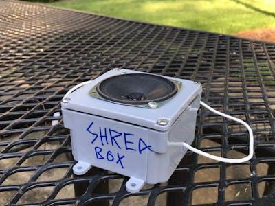 Multi-Device Wifi Communication - The Shred Box